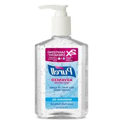 Purell Advanced Refreshing Hand Sanitizer Gel 12 oz Quick Sh