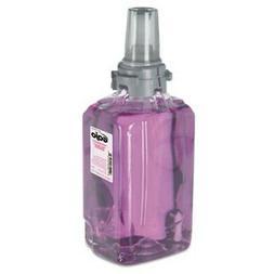 Gojo ADX-12 Antibacterial Foam Hand Soap Refill, Plum, 3 Ref