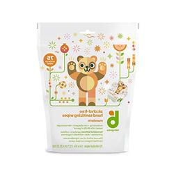 Babyganics Hand Sanitizing Individual Packet Wipes
