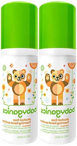 Babyganics Alcohol-Free Foaming Hand Sanitizer - Mandarin -
