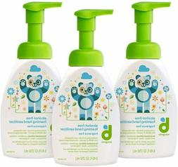 Babyganics Alcohol-Free Foaming Hand Sanitizer, Fragrance Fr
