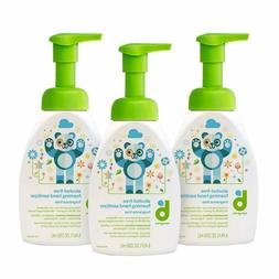 Babyganics Alcohol-Free Foaming Hand Sanitizer Fragrance Fre