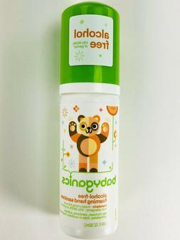 Babyganics Alcohol-Free Foaming Hand Sanitizer Mandarin 1.69