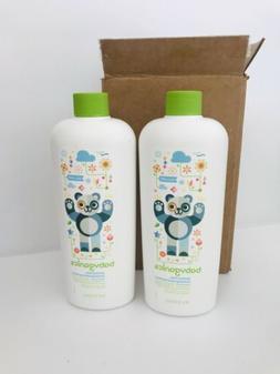 Babyganics Alcohol Free Foaming Hand Sanitizer Refill Fragra