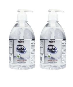 Alcohol Free Sanitizer For Hands 500ml 16.9 Fl Oz - Two Pack