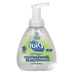 Dial Anitbacterial Hand Sanitizer Foam, 4 - 15.2 oz Pump Bot