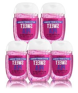 Bath and Body Works Anti-Bacterial Hand Gel 5-Pack PocketBac