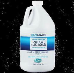 antibacterial hand sanitizer alcohol free 1 gallon