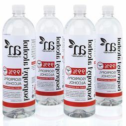 ArtNaturals Rubbing Isopropyl Alcohol - 99% Pure  - 1 Gallon