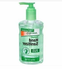 Assured Instant Hand Sanitiser 8 Oz Kills 99.9% Of Germs