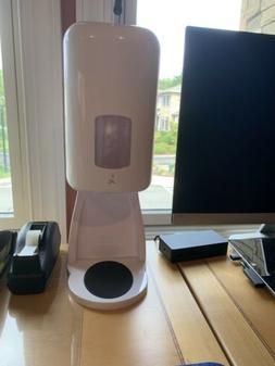 Automatic Dispenser Sanitizer Hands Touchless Desktop/Wall M