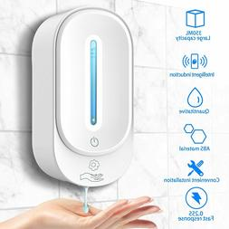 Automatic Dispenser Sanitizer Hands Touchless Liquid Soap Di