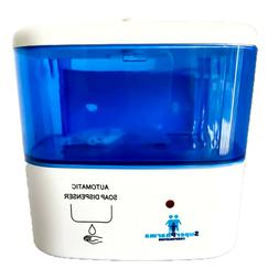 automatic dispenser sanitizer hands touchless liquid soap