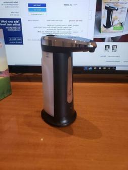 Automatic Soap Dispenser Auto Sensor Hands Free Touchless Li