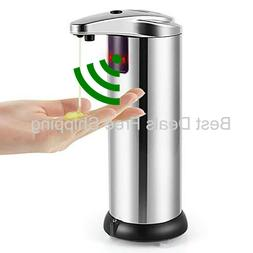 Automatic Soap Dispenser【2020 New Version】Sanitizer Touc
