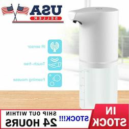 Automatic Touchless Soap Dispenser Sanitizer Hands-Free IR S