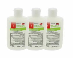 3M Avagard D Hand Sanitizer, 3 oz. Ethyl Alcohol Gel Bottle,