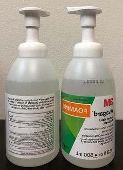 3M Avagard Foaming Instant Hand Antiseptic Sanitizer 16.9 oz