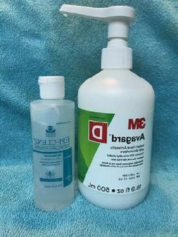3M AVAGARD Hospital Grade Hand Antiseptic & Moisturizer 16.9