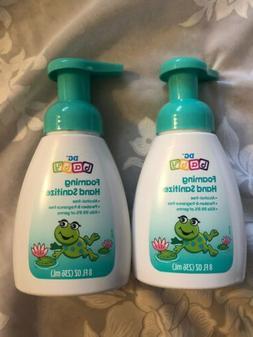 DG Baby Foaming Hand Sanitizer Alcohol Free Paraben & Fragra