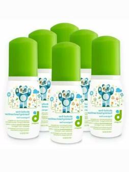 Babyganics Alcohol-Free Foaming Hand Sanitizer, On-The-Go, F