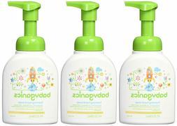 Babyganics Foaming Hand Sanitizer Fragrance Free 8.45oz Pump