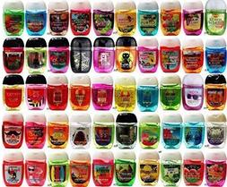 Bath and Body Works Anti-Bacterial Hand Gel 10-Pack PocketBa