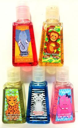 Bath & Body Works CLASSIC PocketBac Anti-Bacterial Hand Gel