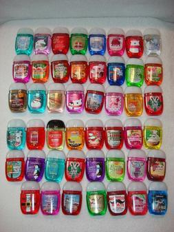 Bath & Body Works Hand Sanitizer PocketBac - Many Choices -