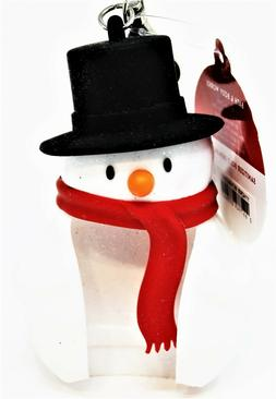 Bath and Body Works JACK SNOWMAN Antibacterial Antibac Gel H