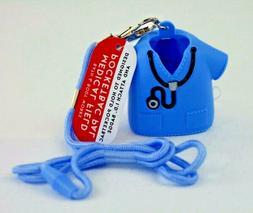 Bath & Body Works Medical Field Nurse Scrubs Lanyard Pocketb