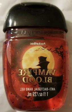 Bath and body works Pocket bac hand sanitizer~Vampire Blood~