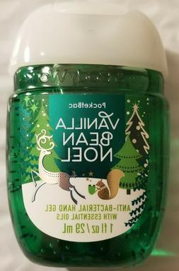 Bath and body works Pocket bac hand sanitizer~Vanilla Bean N