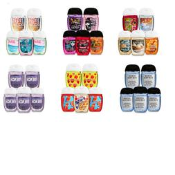 Bath and Body Works Pocketbac Hand Sanitizer 5 Pack - FREE S