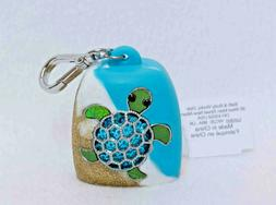 Bath & Body Works Sea Turtle  PocketBac Hand Sanitizer Holde