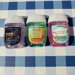 Bath & Bodyworks Lot Of 3 POCKETBAC HAND SANITIZERS