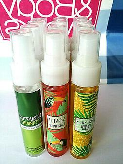 BATH BODY WORKS ANTI-BACTERIAL SANITIZER HAND SPRAY 1.9 FL O