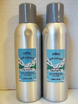 Bath Body Works GLACIER BAY Anti-Bacterial Shave Gel NEW x 2