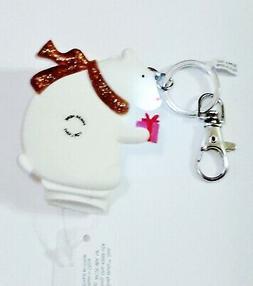 Bath Body Works LIGHT UP BEAR Gift Pocketbac Holder Hand Gel