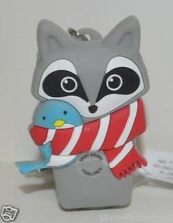 bath body works raccoon bird light up