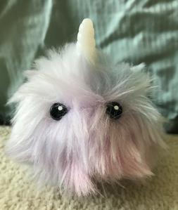 Bath and Body Works Fuzzy Pom Unicorn Multi-color pastel Poc