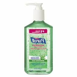 Pump Bottle Instant Hand Sanitizer - 12-oz. / 12 per Case