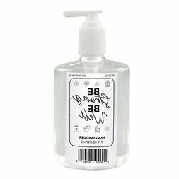 HIT Promotional SPP Gel Hand Sanitizer, 8oz MED1103