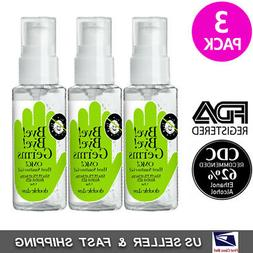 Bye! Bye! Germs OMG! Hand Sanitizer Gel 50ml  3 PACK