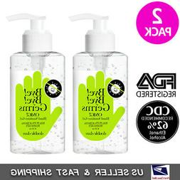 Bye! Bye! Germs OMG! Hand Sanitizer Gel 250ml  2 PACK