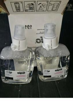 Case of Gojo Clear & Mild Foam Soap 2-  Refills