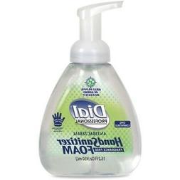 Dial 1383847 15.2 oz Hand Foaming Sanitizer Pump | 4 per Cas