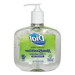 Dial Antibacterial Hand Sanitizer, 8 - 16 oz Pump Bottles