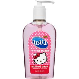 dial hello kitty moisturizing hand sanitizer 7