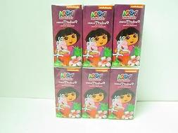 DORA THE EXPLORE POCKET TISSUES 6 Pk - Lot of 2 Packages